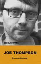 Joe Thompson - Sleevenotes